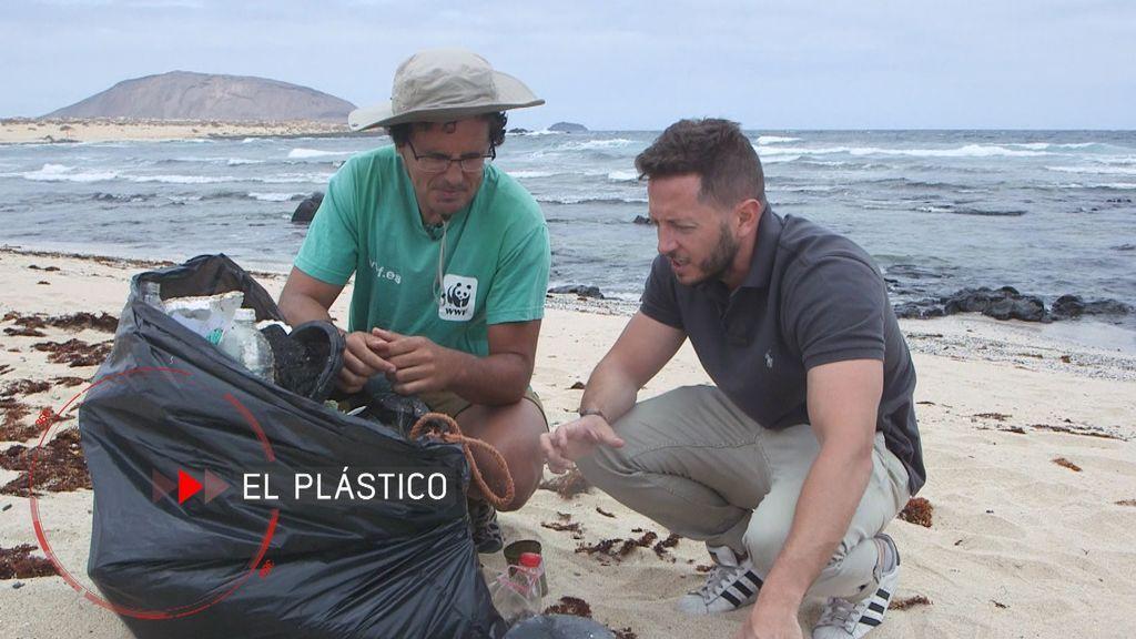 'En el punto de mira' muestra algunos de los puntos calientes en España donde se almacenan más plásticos, el lunes 10 de septiembre en Cuatro (22.30).