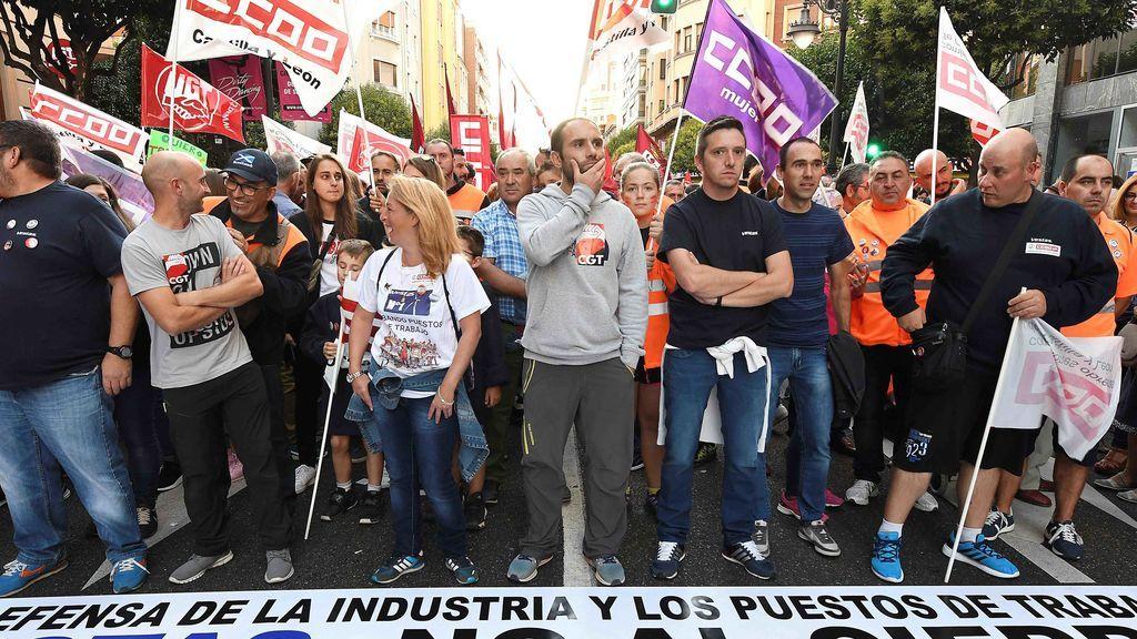 Vestas presenta a los trabajadores el ERE extintivo y los emplaza a el lunes para una nueva reunión