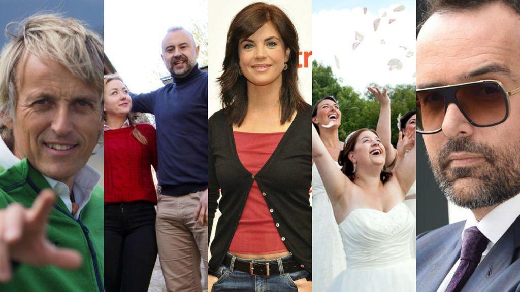 Cuatro se reinventa con grandes novedades: 'Mujeres al poder', 'Cuatro weddings' y mucho más