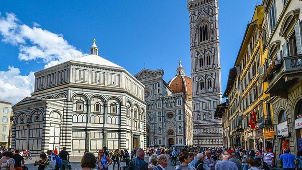A partir de ahora, comer en las calles de Florencia costará unos 500 euros