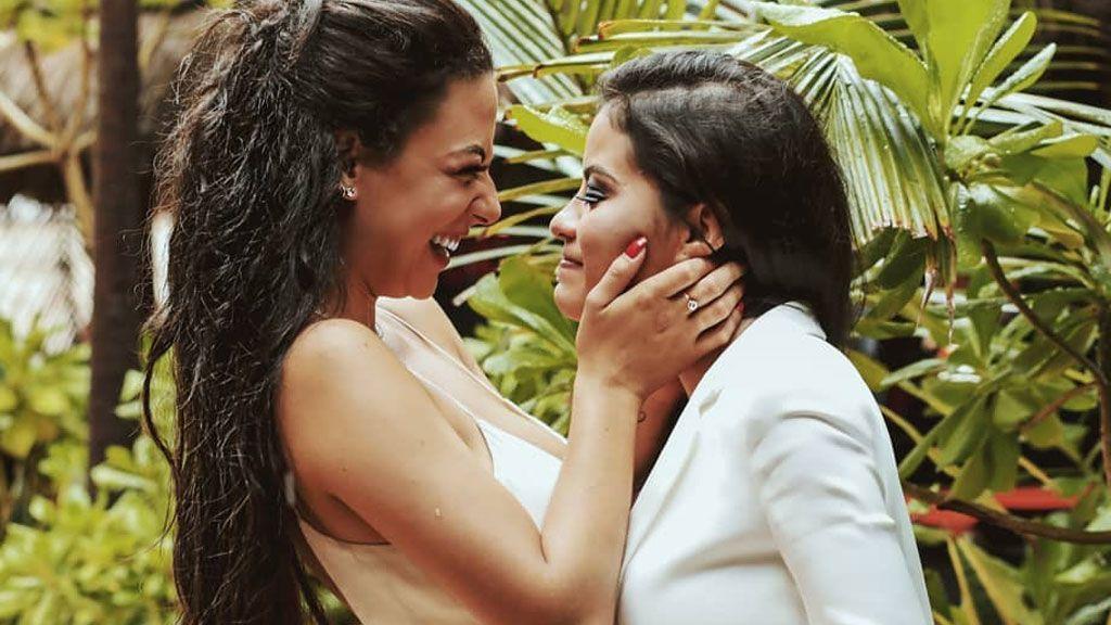 """Paula Casti 'MyH' celebra su primer aniversario de boda: """"Se me eriza la piel"""""""