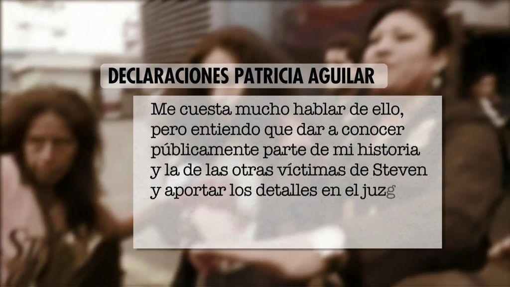 Patricia Aguilar declaraciones