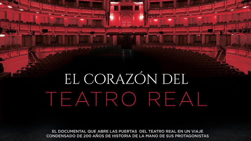 'El corazón del Teatro Real' llega a la gran pantalla este 23 de septiembre