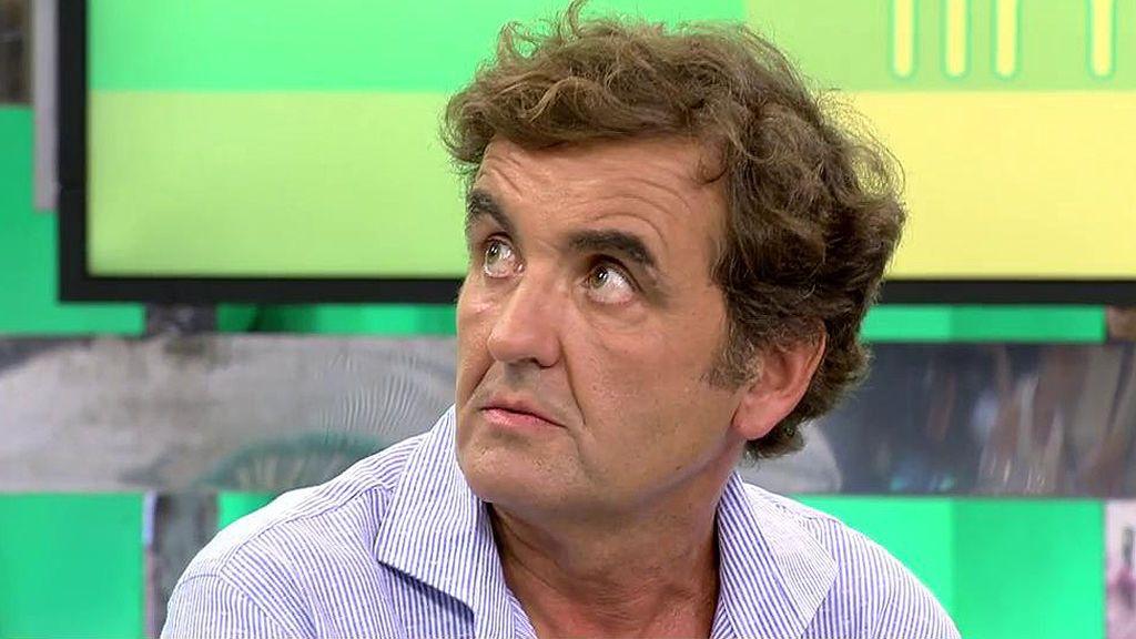 """Antonio Montero: """"No me gusta lo que Belén Esteban representa en televisión"""""""