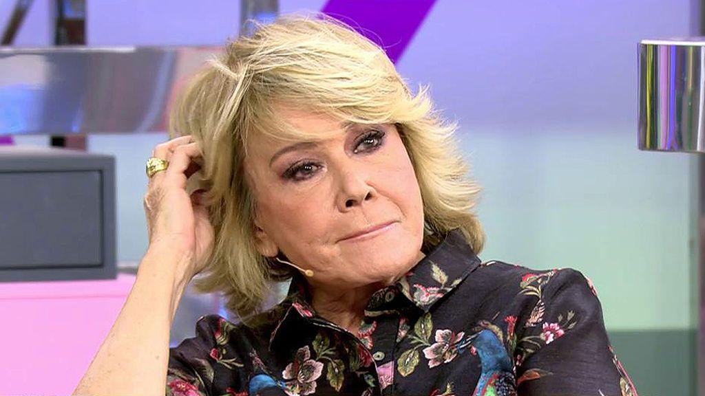 "Mila Ximénez: ""Terelu Campos me ha defraudado"""