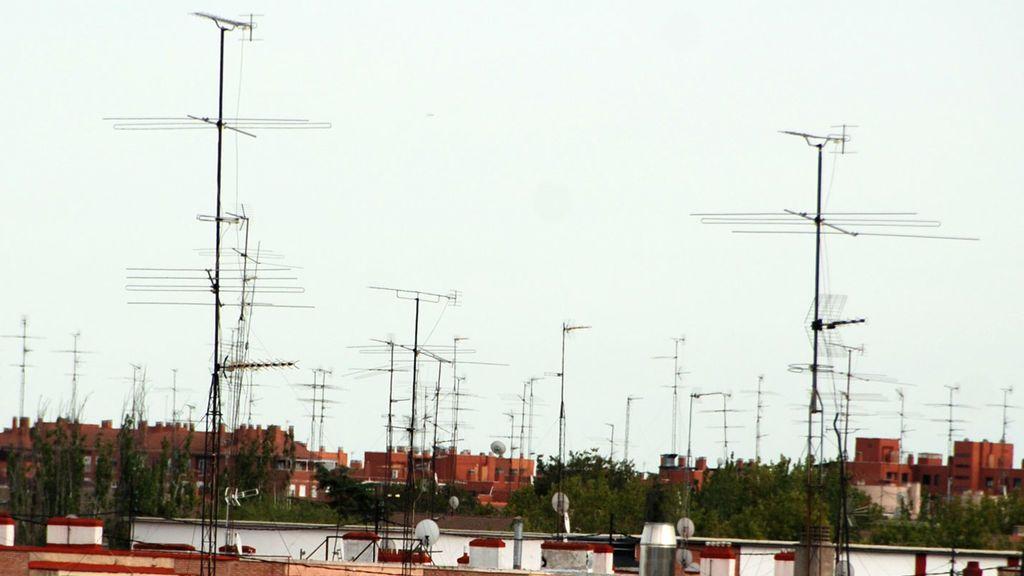 Los costes derivados del traslado de frecuencias TDT oscilará entre los 100 y 600 euros por instalación.