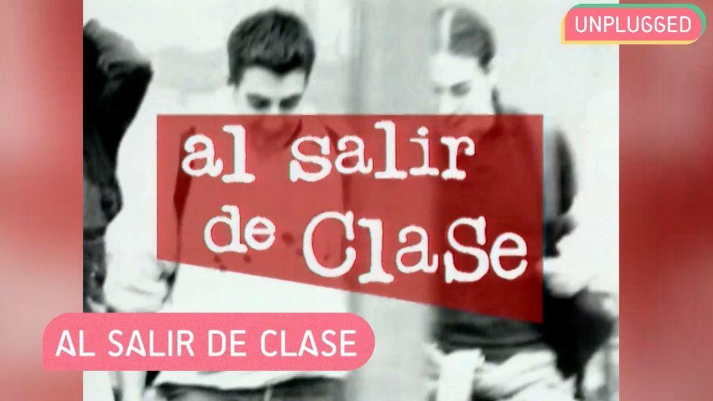 'Al Salir de Clase': La banda sonora que conquistó a una generación hace 21 años
