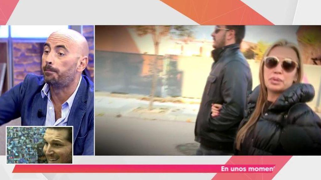 """Diego Arrabal, de Belén y su boda: """"Sus compañeros de 'Sálvame' no pueden ir con sus parejas"""""""