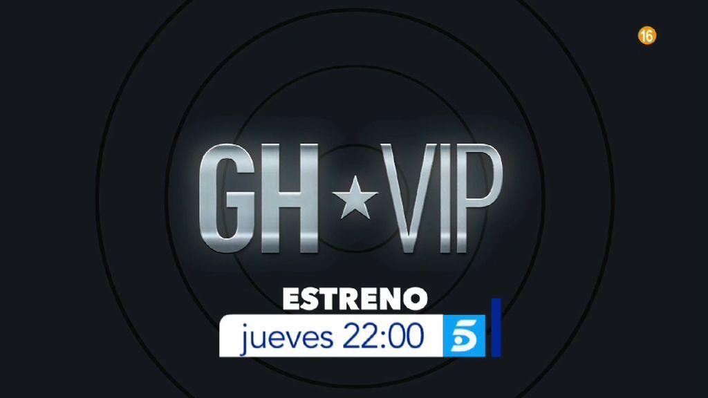 Se acabó la espera: 'GH VIP 6', gran estreno el jueves a las 22:00 h