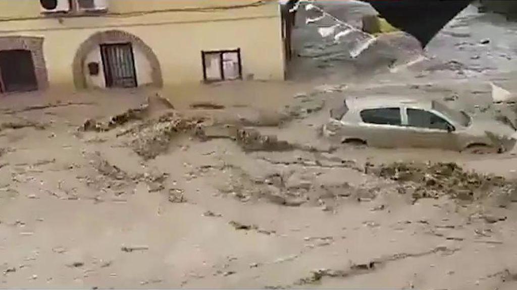 Última hora: Las lluvias comienzan a causar las primeras inundaciones en Toledo