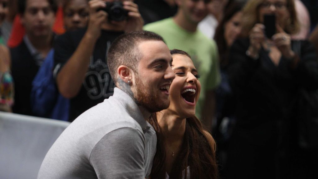 Muere el rapero Mac Miller, expareja de Ariana Grande, a los 26 años