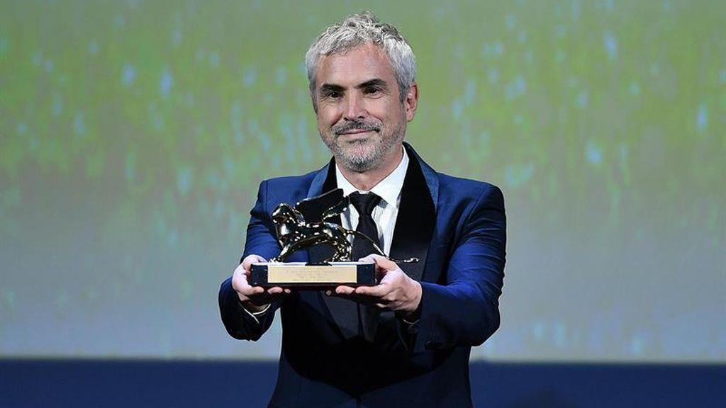 León de Oro para 'Roma', del mexicano Alfonso Cuarón, en el Festival de cine de Venecia