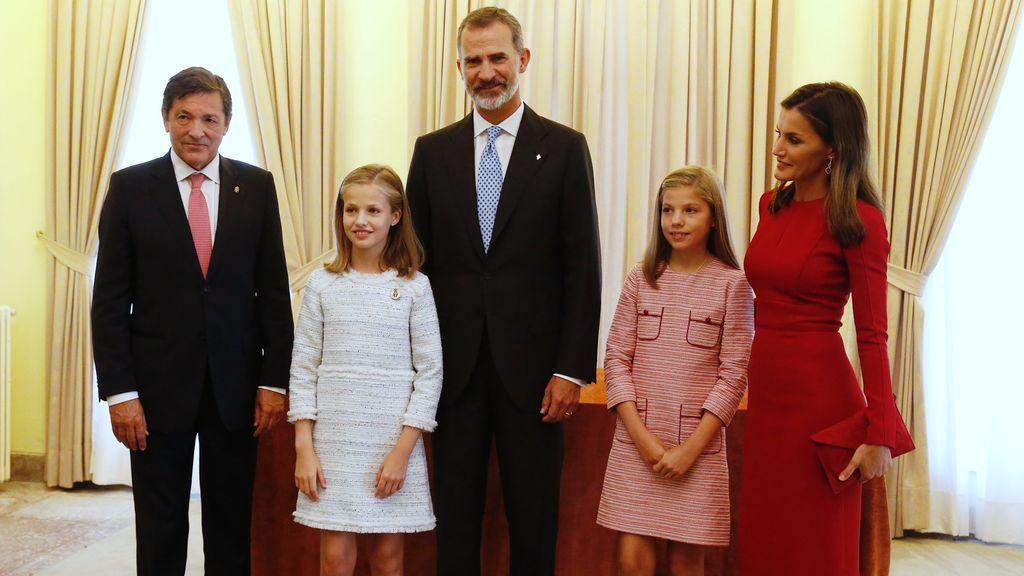 Acierto y errores de la cita real de Leonor con Asturias