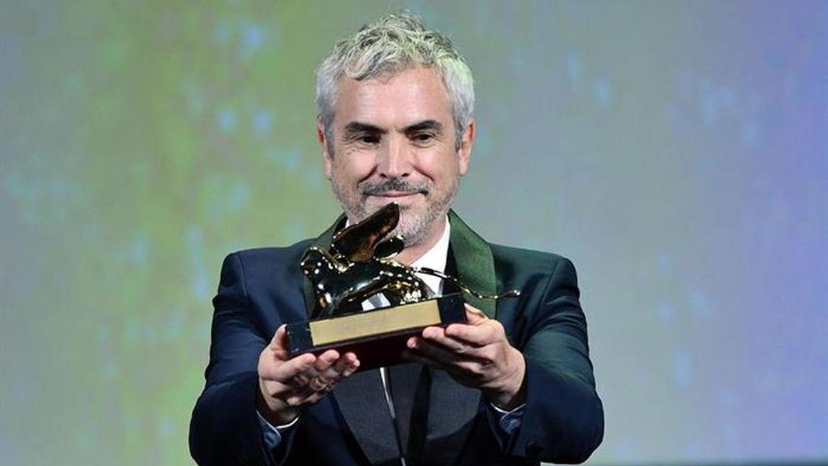 'Roma' gana el Festival de cine de Venecia