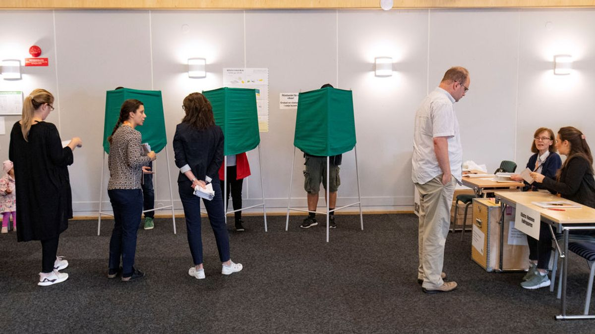 Los bloques de centro izquierda y conservador suecos empatan y la ultraderecha será árbitro, según sondeos