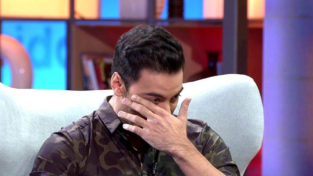 """Carlos Rivera se emociona al hablar de su hermana: """"Gracias a ella cumplí mi sueño"""""""