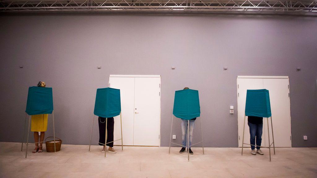 Elecciones en Suecia: Partido Social Demócrata y Alianza conservadora empatan, según los sondeos