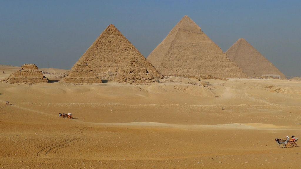 Cuarto Milenio | La energía de la pirámide, demostrada: Así se crea ...