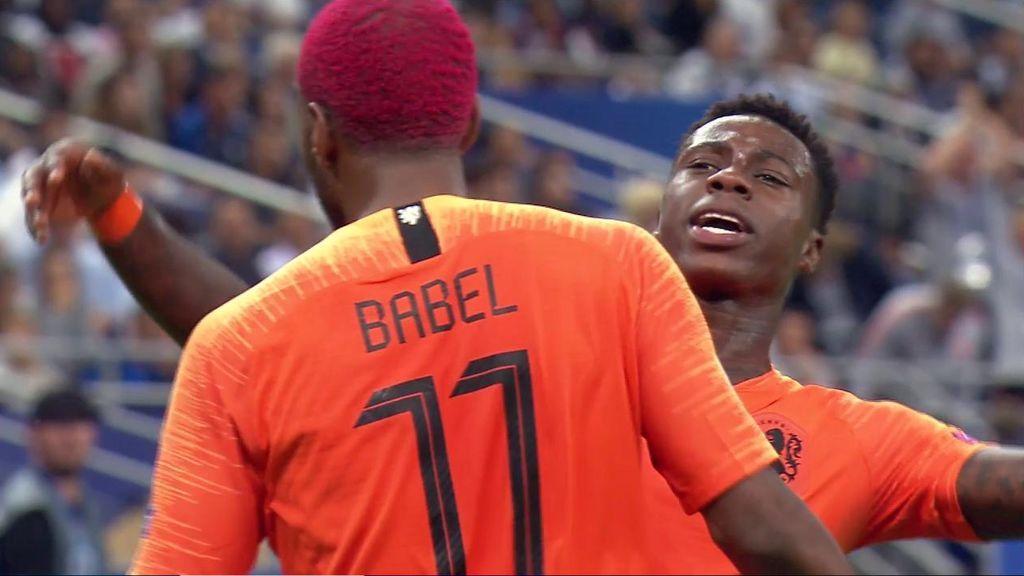 Babel vuela y silencia Saint-Denis haciendo el empate (1-1)