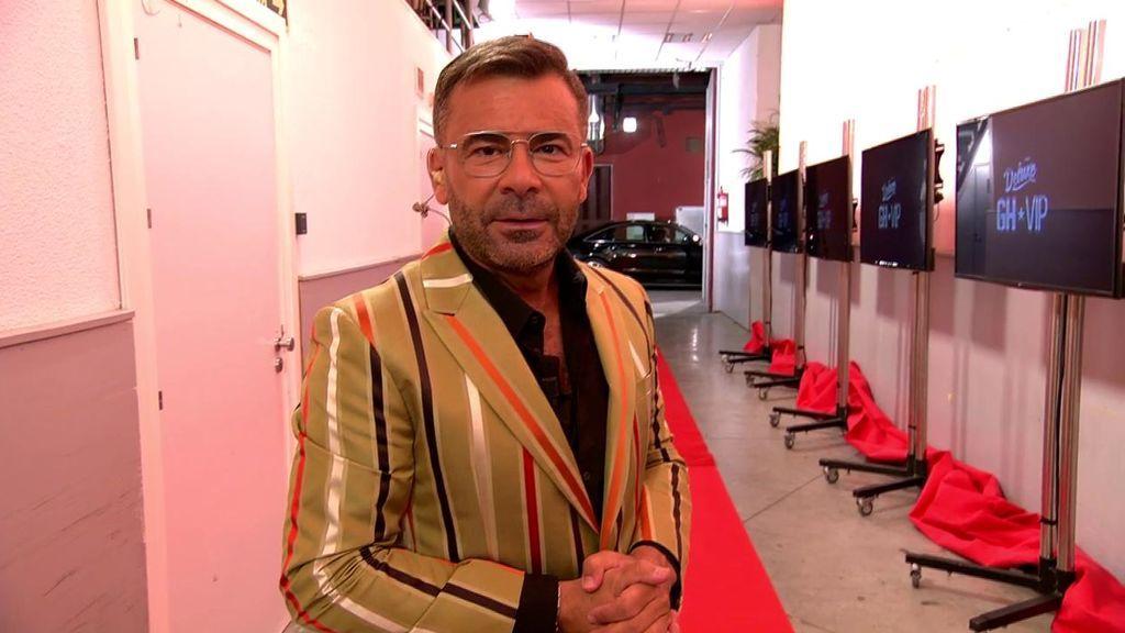 Jorge Javier, más sincero que nunca, opina sobre TODOS los concursante de 'GH VIP'