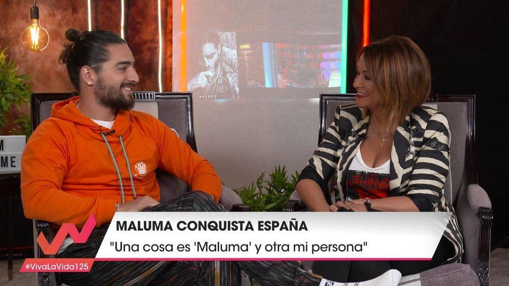 """Maluma responde a las polémicas: """"Me duele que me tachen de machista, yo no escribo las canciones"""""""