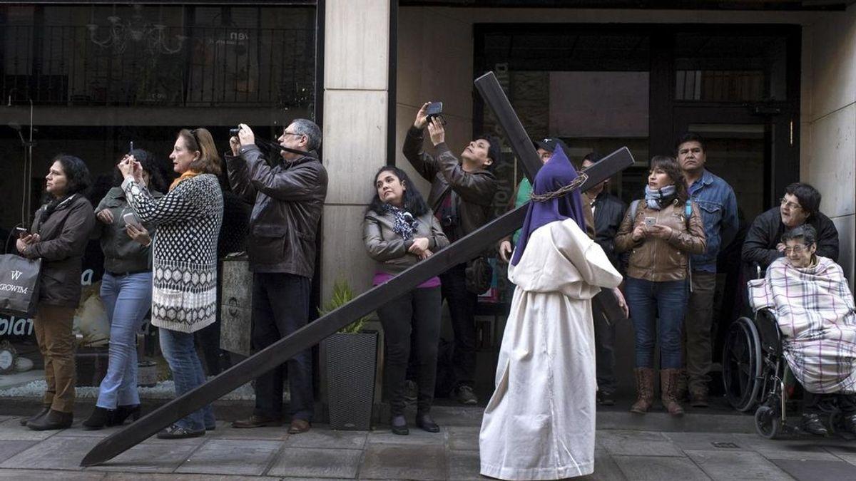 La guerra por los símbolos religiosos en público se recrudece en Valladolid