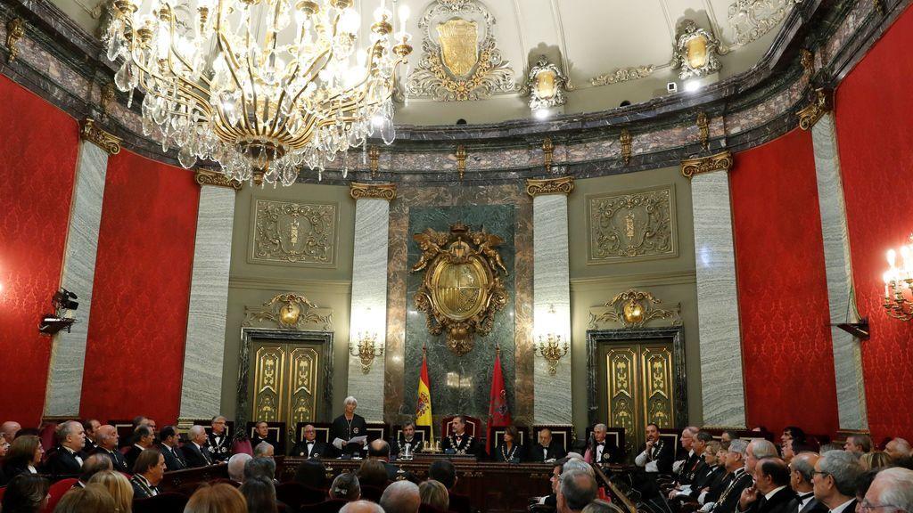 """Lesmes con Llarena: """"Si se golpea la Constitución hay que defenderla"""""""
