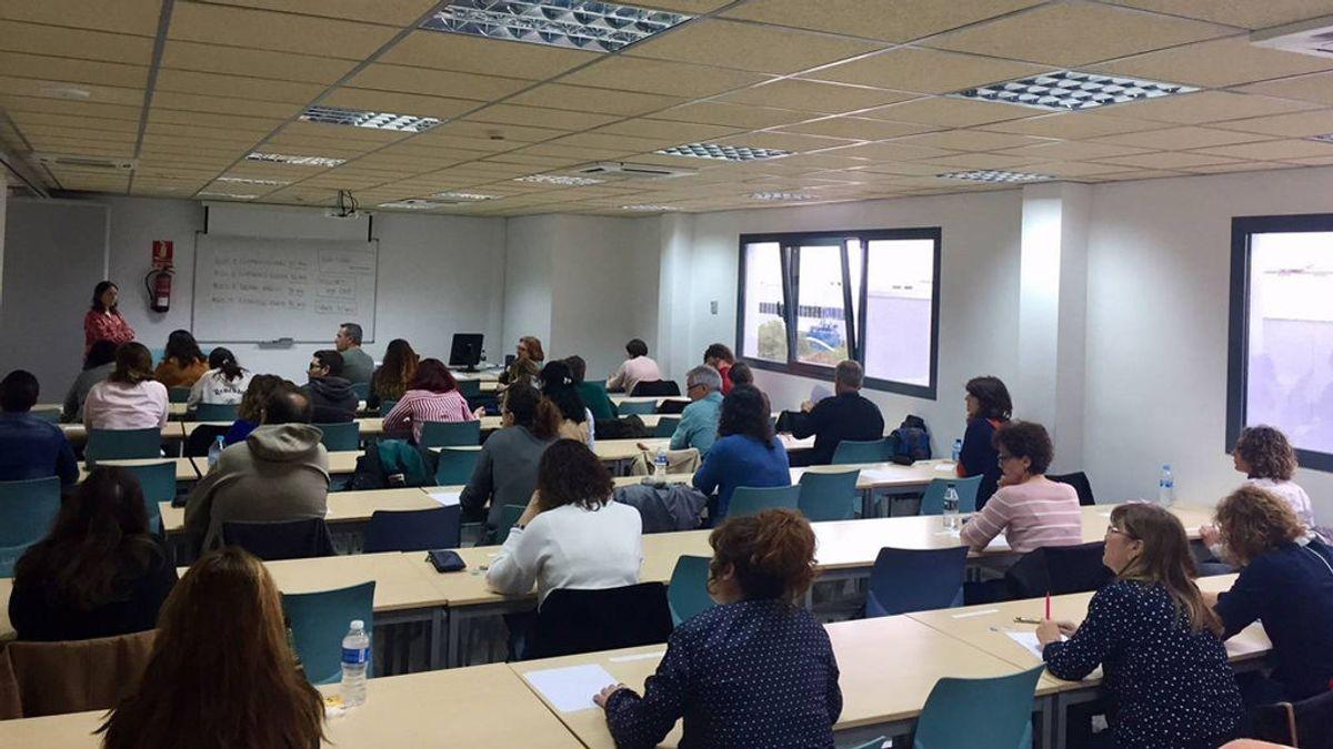 El número de alumnos que estudia catalán en las Escuelas Oficiales de Idiomas aumenta un 445% en un año