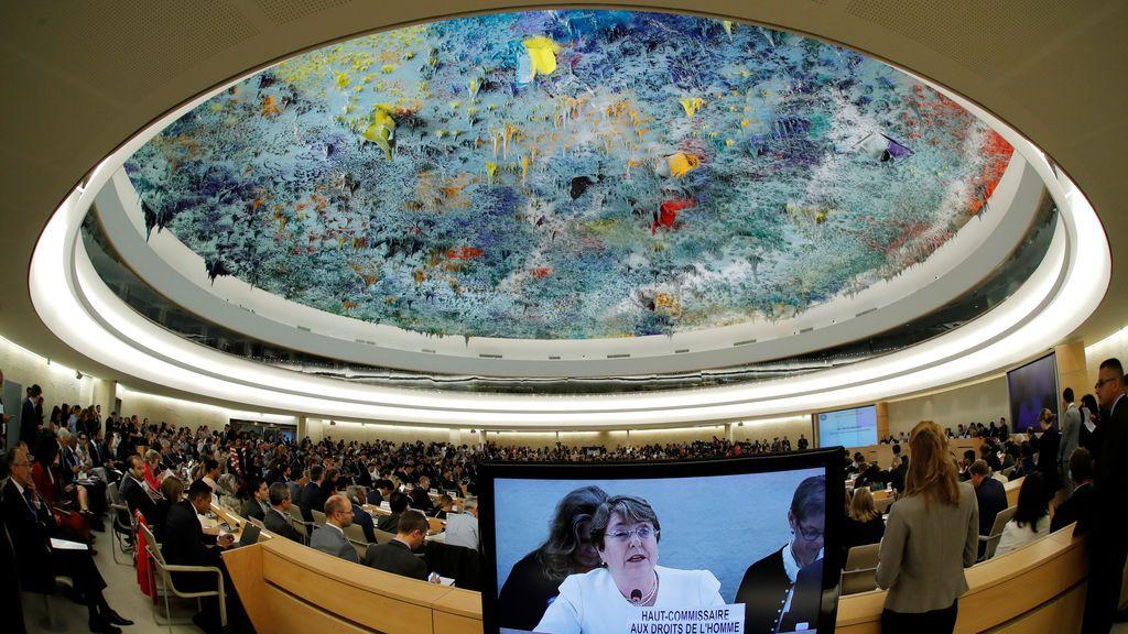 Se reúne el Consejo de Derechos Humanos en la ONU