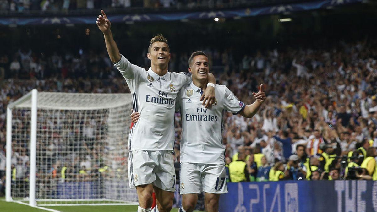 El mensaje de Lucas Vázquez a Cristiano Ronaldo: Prefiere la vitamina F de Familia a tomar el sol