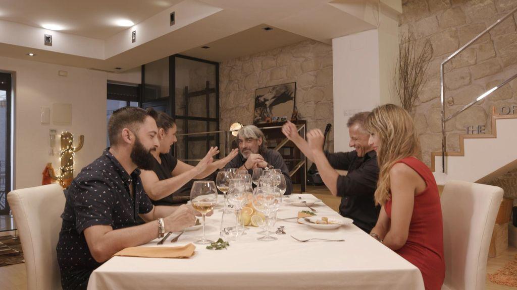 'Ven a cenar conmigo' semana 11 de septiembre