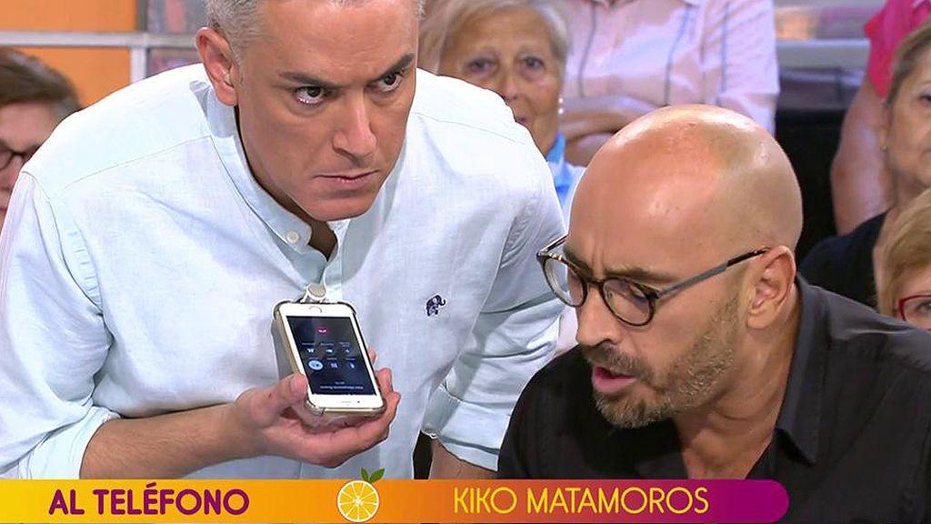 """Diego Arrabal lanza una pregunta a Matamoros: """"¿Para quién era el bolso y el monedero que compraste?"""""""