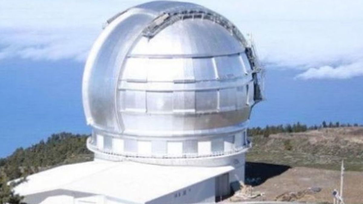 El gran telescopio de Canarias logra realizar el censo más profundo de galaxias de la historia