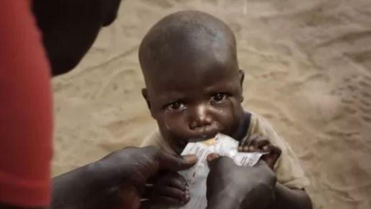 La vida de 600.000 niños pende de un hilo en las zonas de conflicto en el mundos