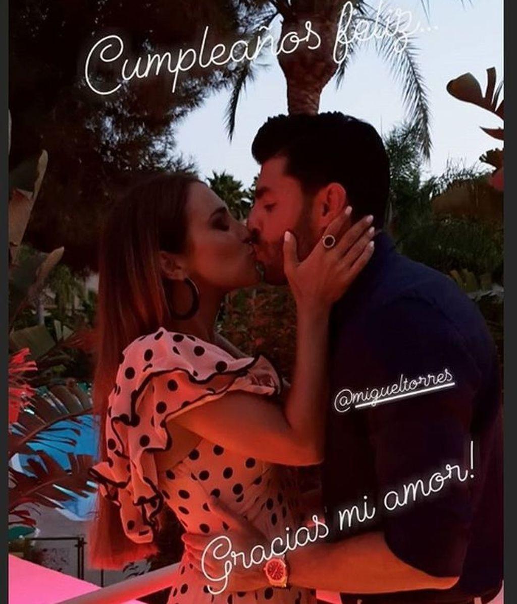 Paula y Miguel Torres