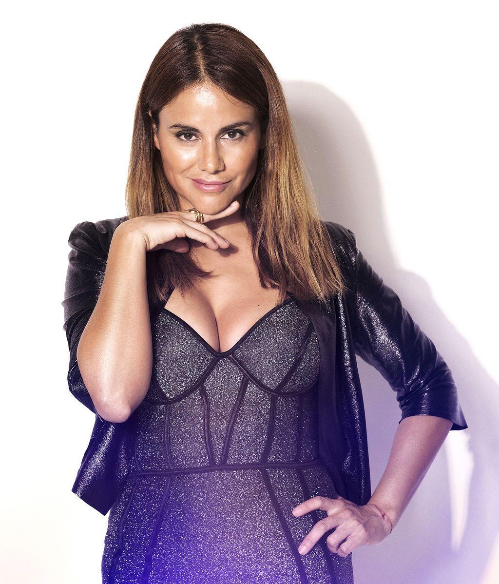 Mónica Hoyos. Presentadora y actriz. Perú. 42 años
