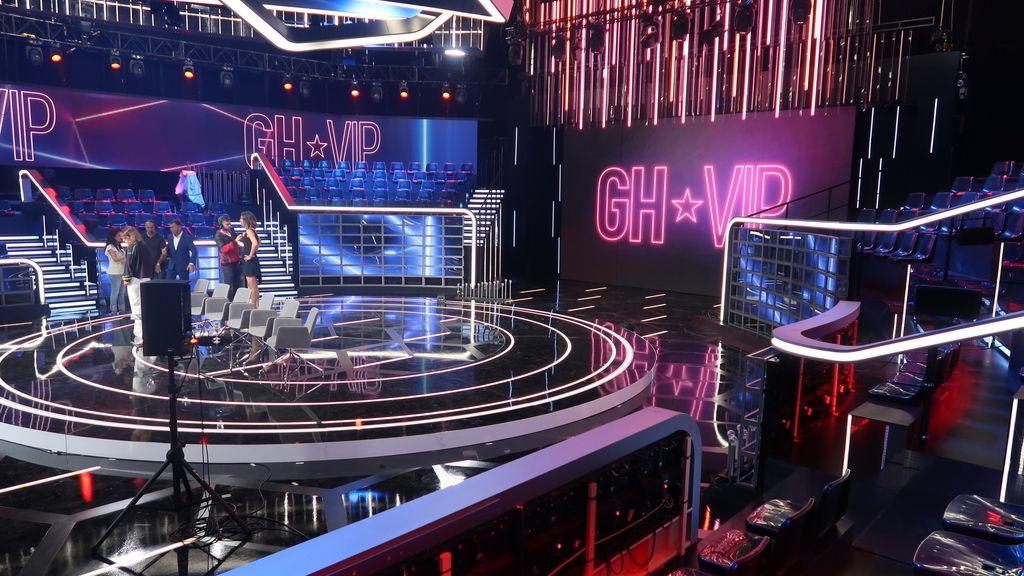 Las imágenes del nuevo plató de 'GH VIP 6': ¡no te pierdas ningún detalle!