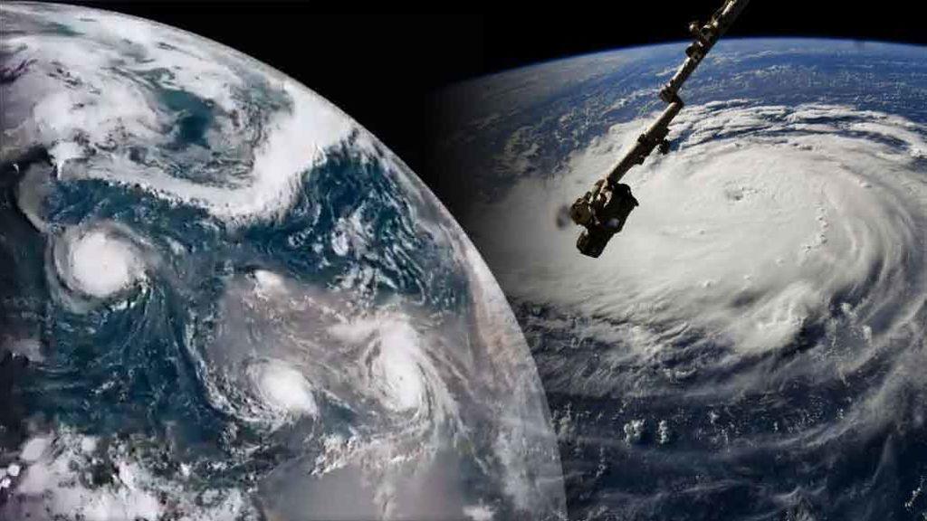 Tren de huracanes en el Atlántico: Florence provoca la evacuación de un millón de personas