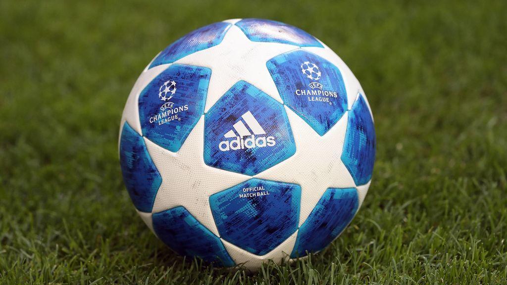 Balón Liga de Campeones