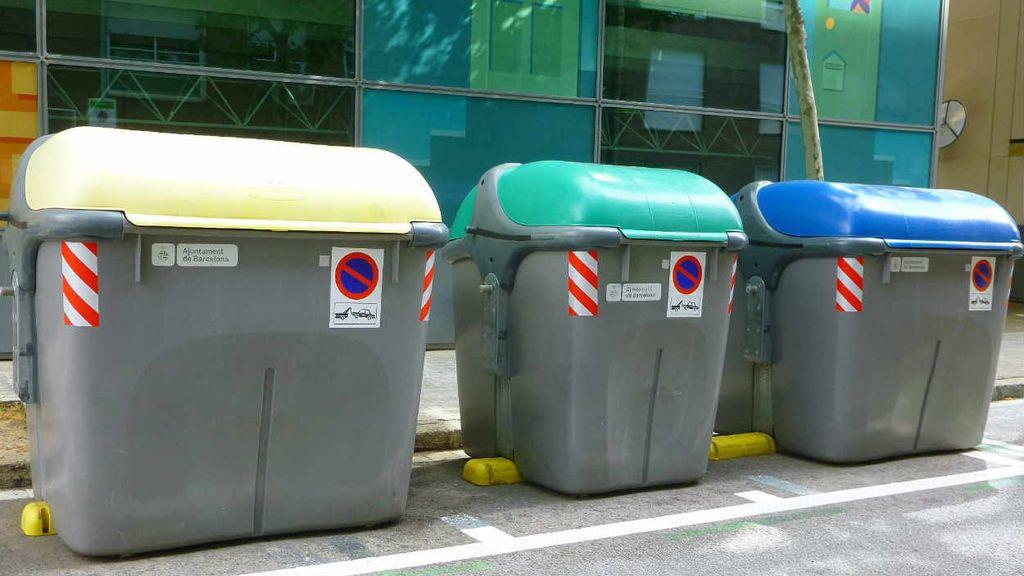España suspende en reciclaje: solo se procesa el 43 %, el 57 % restante va a los vertederos