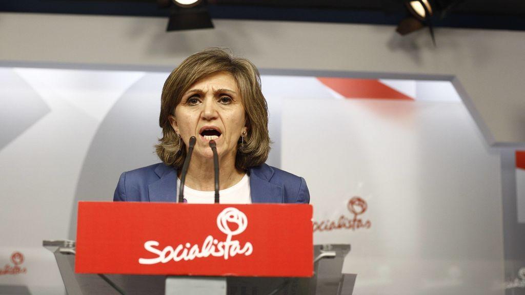 La alta comisionada para la pobreza infantil, María Luisa Carcedo, nueva ministra de Sanidad