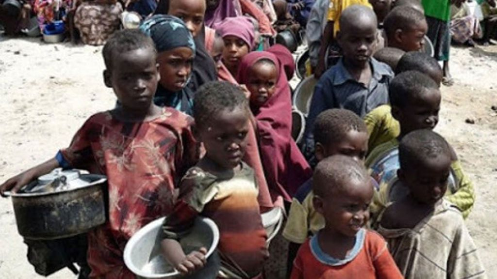 Vuelve a aumentar el número de personas que viven con hambre en el mundo a niveles de 2010