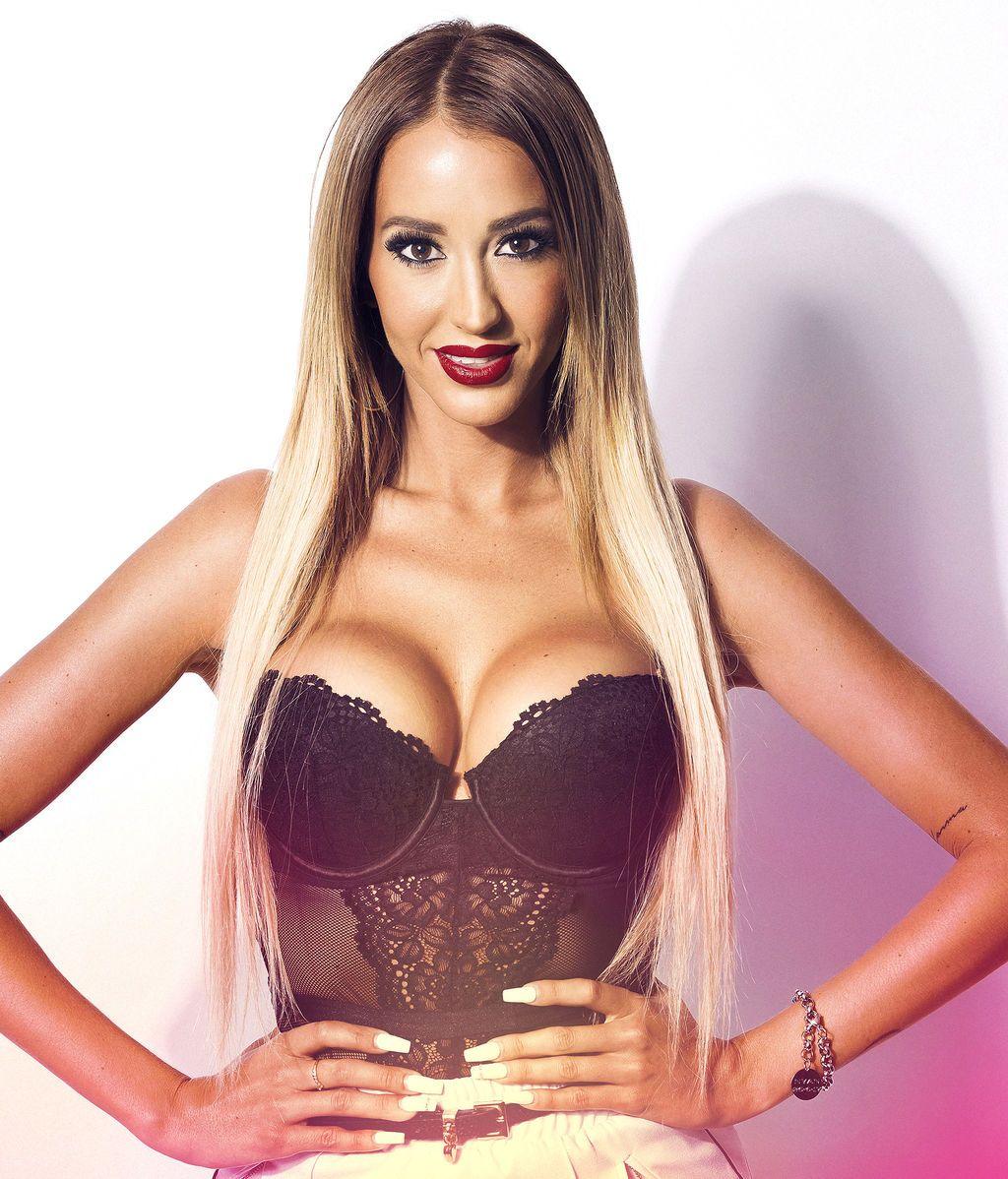 Aurah Ruiz. Modelo. Las Palmas de Gran Canaria. 28 años