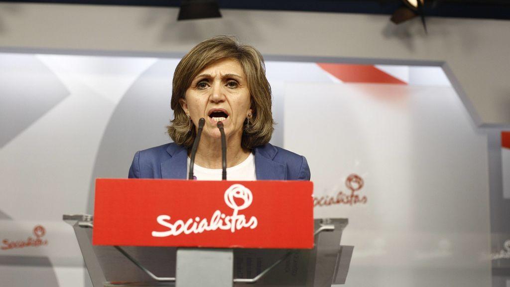 María Luisa Carcedo, nueva ministra de Sanidad tras la dimisión de Carmen Montón