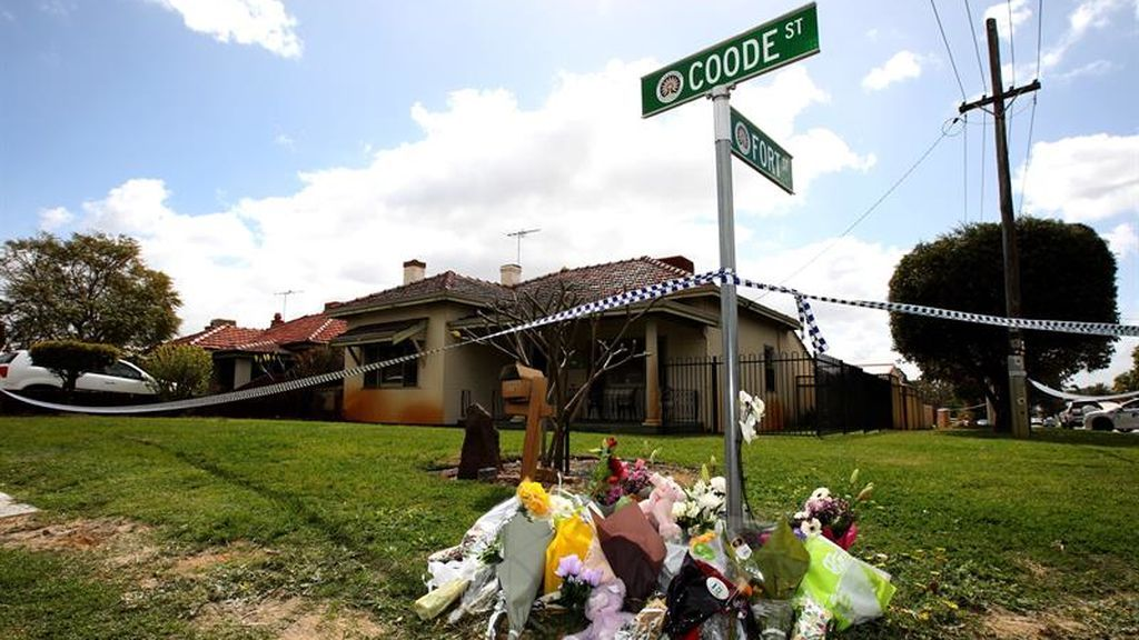 Asesinato múltiple en Australia