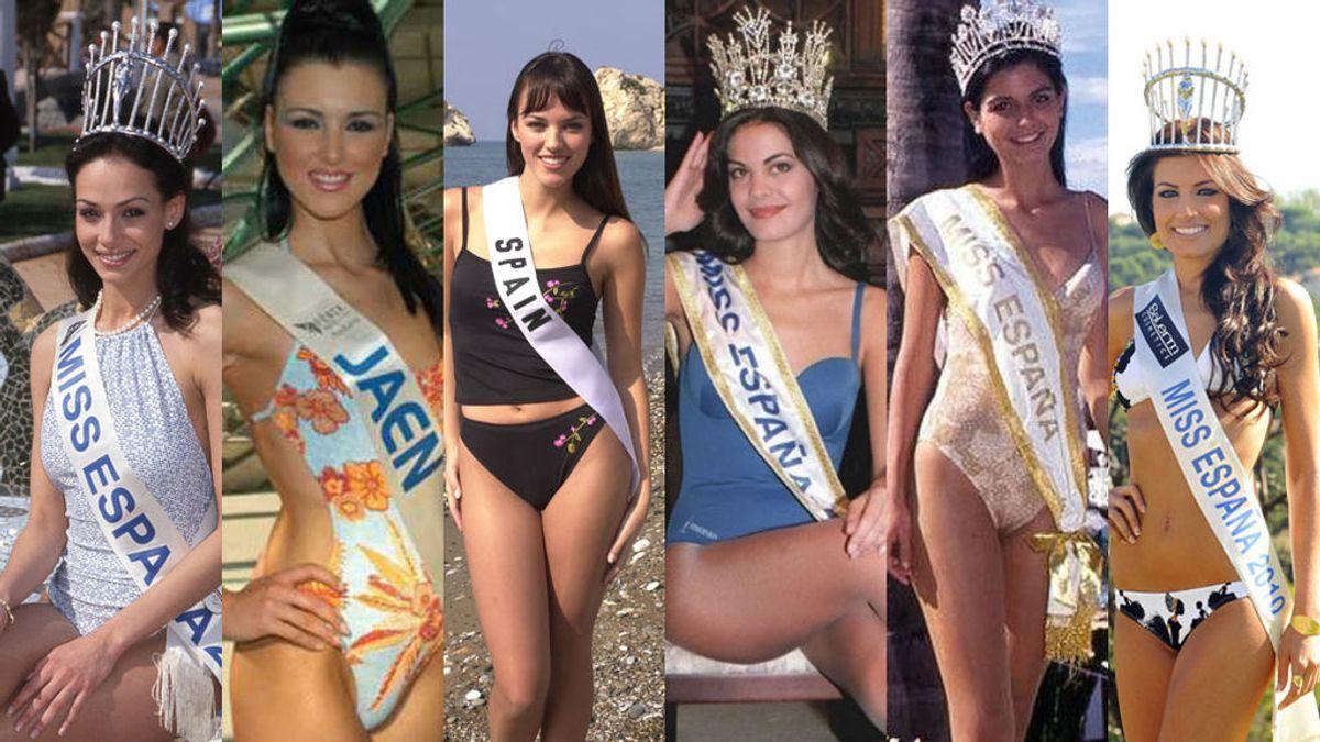 ¿Qué fue de las Miss España? La vida actual de las reinas eméritas de la belleza nacional