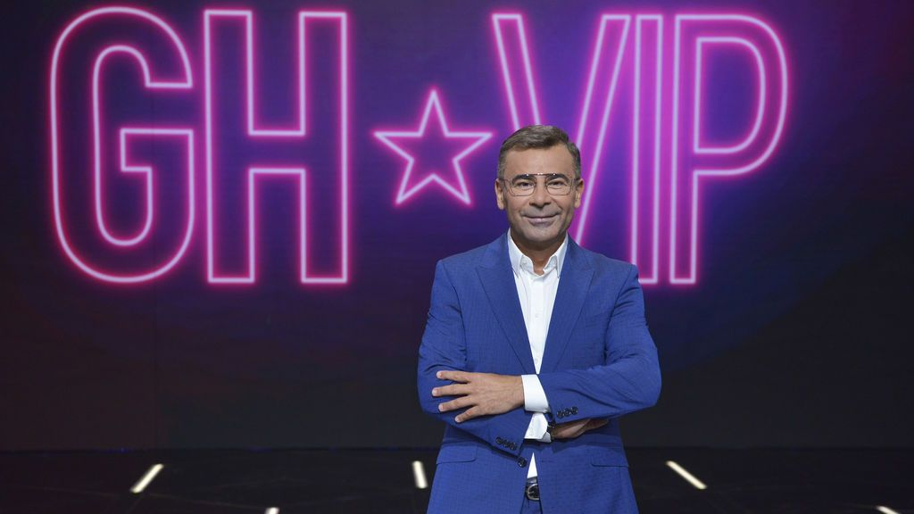 Jorge Javier Vázquez, en el plató de 'GH VIP 6'.