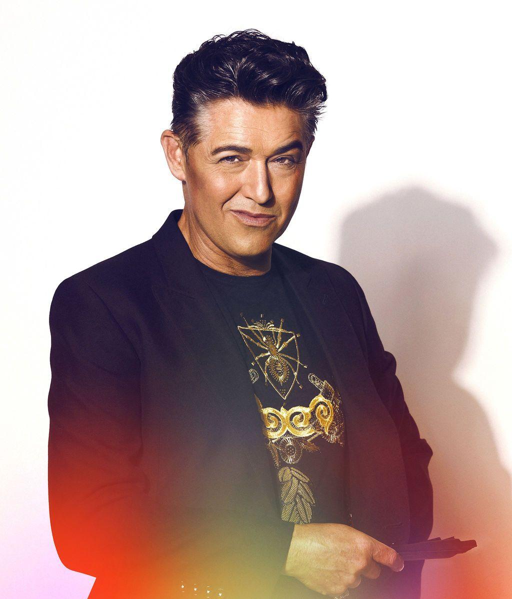 Ángel Garó. Actor. Málaga. 54 años