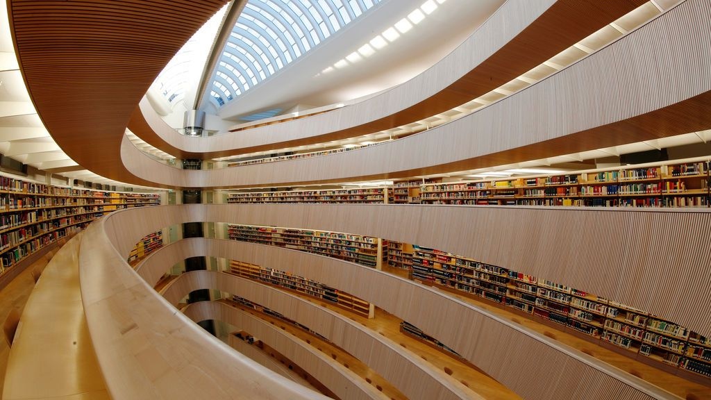 La espectacular (y poco conocida) biblioteca de nombre imposible