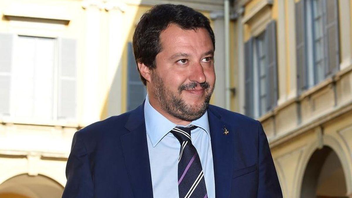 Salvini afirma que la llegada de inmigrantes ha extendido la tuberculosis en Italia